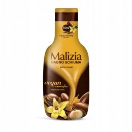 Płyn do kąpieli Malizia Argan i Wanilia 1000 ml